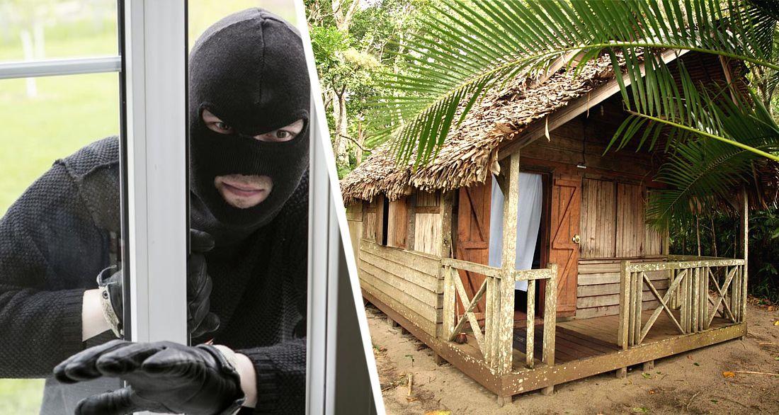 Российский турист арестован в Таиланде за ограбления бунгало