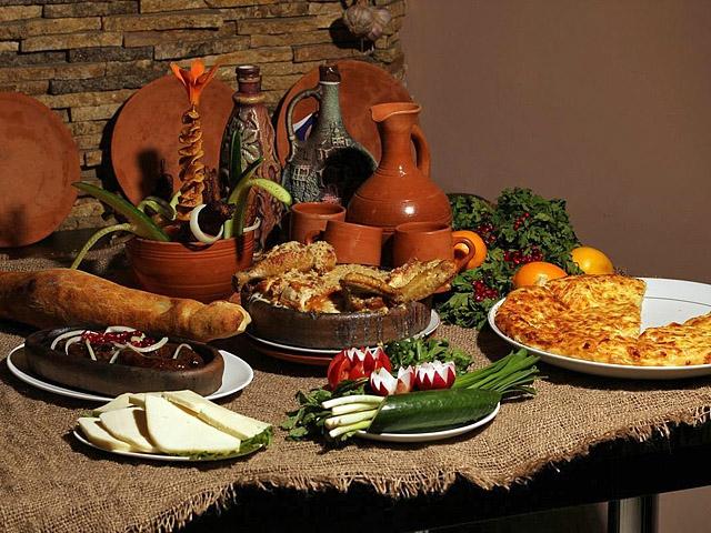 Грузинская кухня в Тель-Авиве: тройка лучших ресторанов