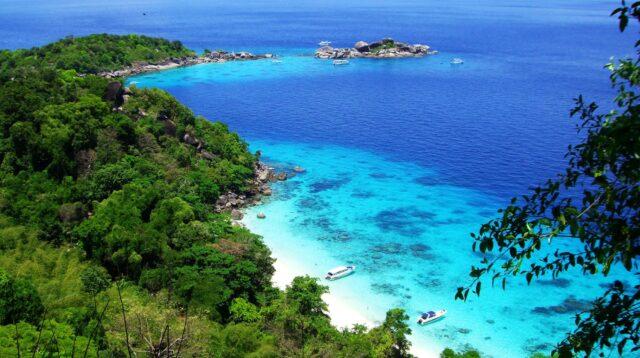 Стала известна дата открытия Симилианских островов для туристов