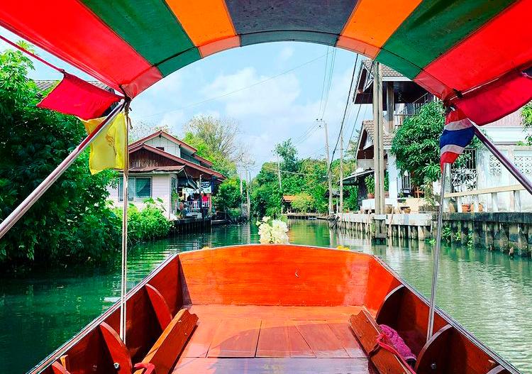 3 схемы путешествия по Таиланду