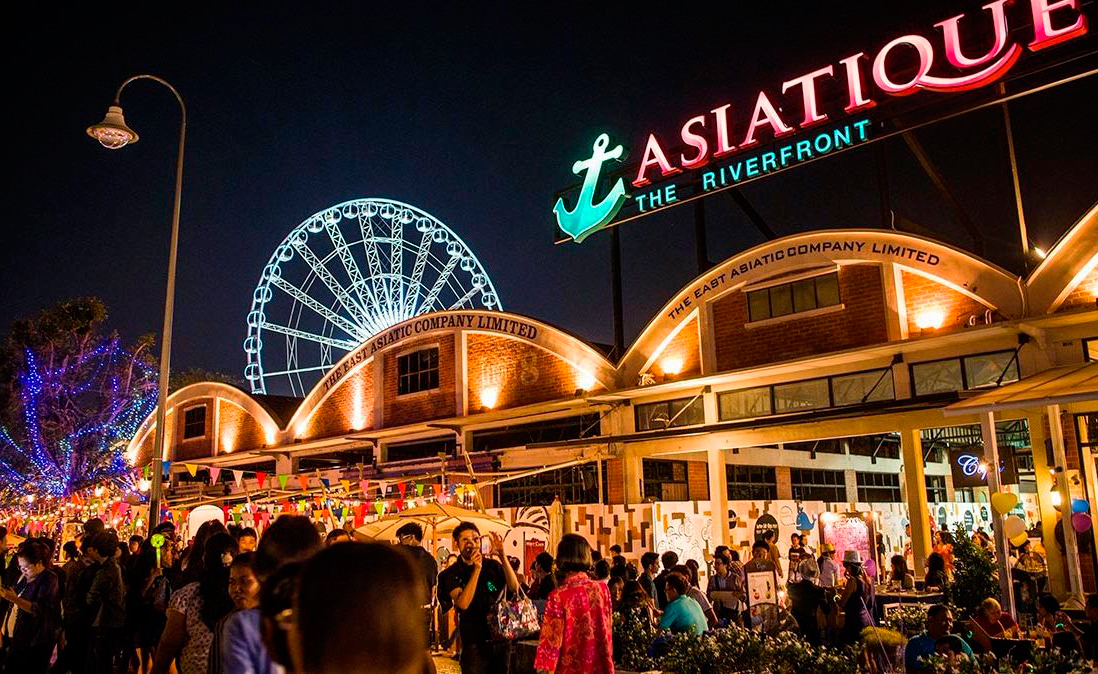 Бангкокский транспорт продлевает режим работы в новогоднюю ночь