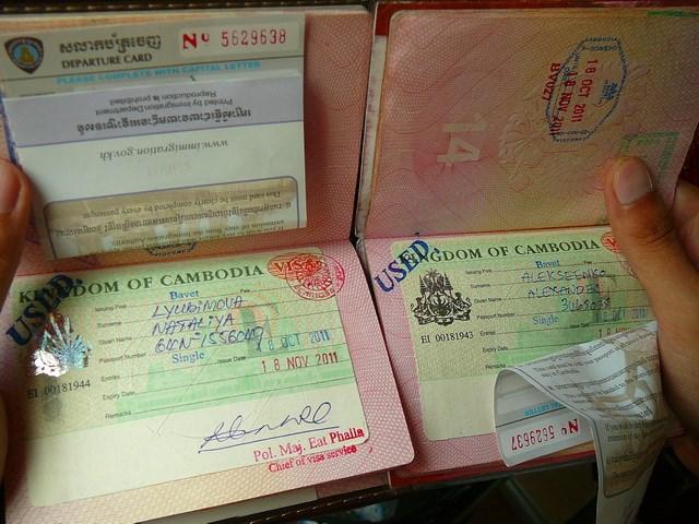 Камбоджийская виза по прилёту, к чему нужно быть готовым россиянину