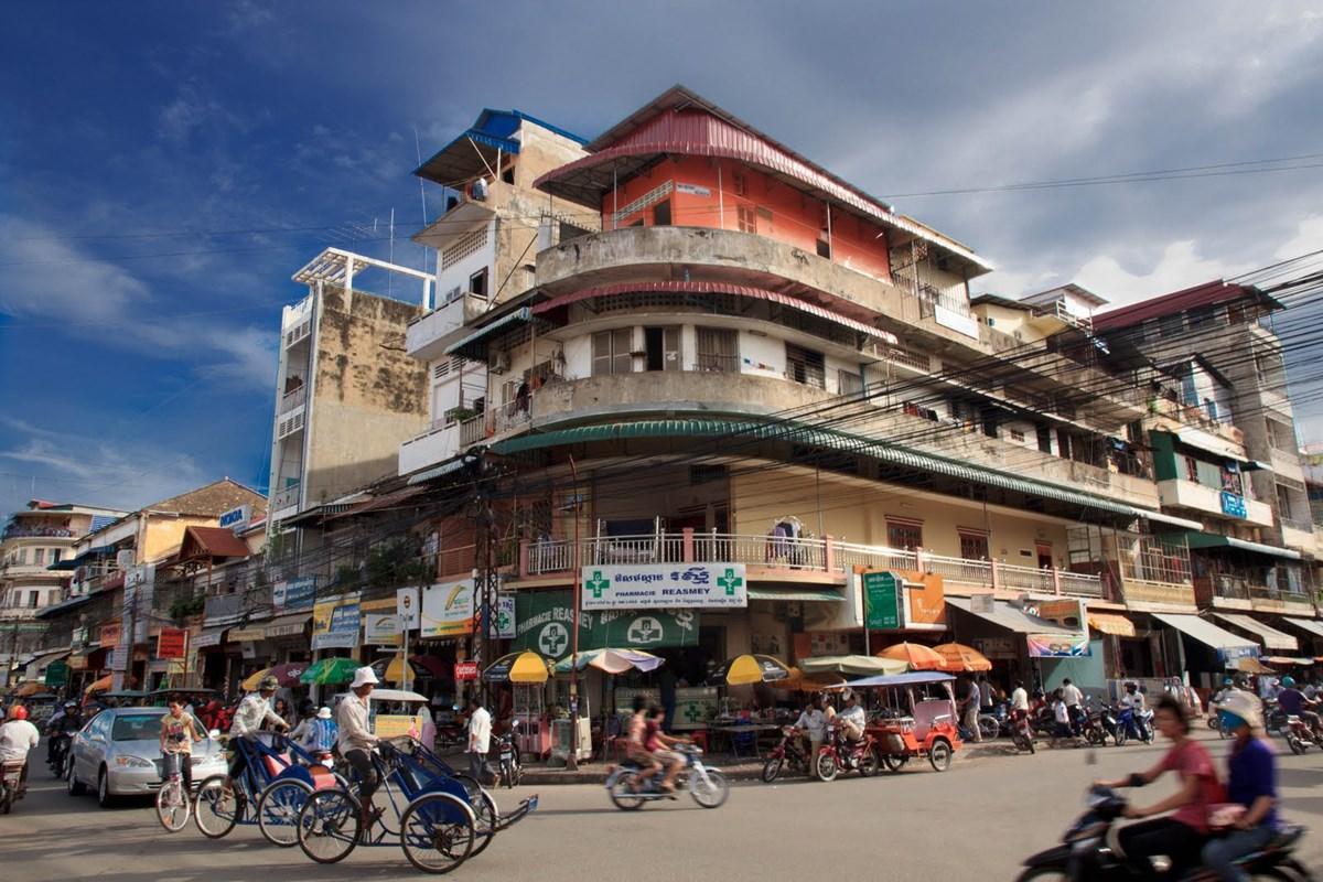 Камбоджа в октябре откроет генеральное консульство на Хайнане