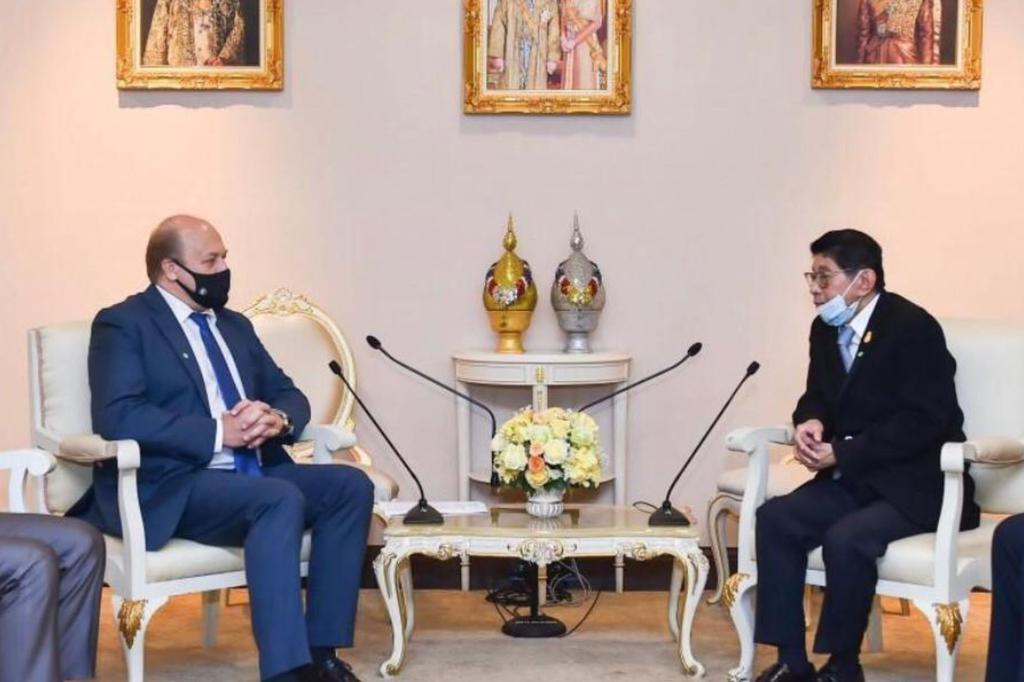 Посол России поздравил Таиланд с успехом в победе над COVID-19 и предложил поделиться информацией о вакцинах