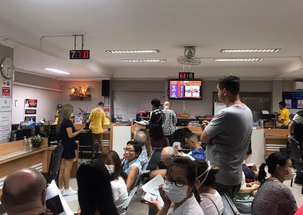 Опрос: большинство иностранцев в Таиланде не носят лицевых масок