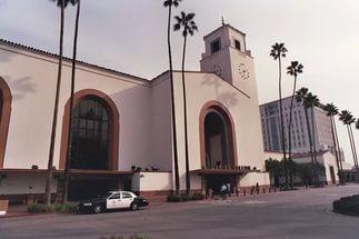 Вокзал Union Station, Лос-Анджелес
