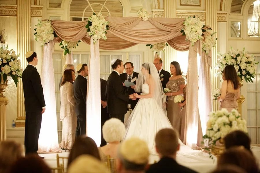 Пять неожиданных фактов про израильские свадьбы