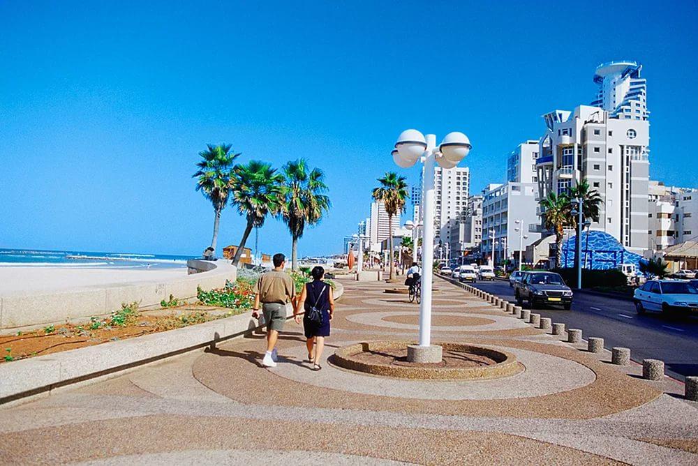 Любовь жителей Тель-Авива к красоте, здоровью, спорту