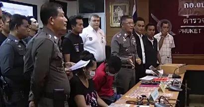 В Таиланде задержали напавшего на россиянку 27-летнего нигерийца