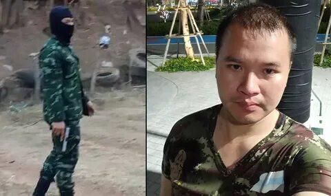 Командующий армии Таиланда принес извинения за устроившего стрельбу в ТЦ военного