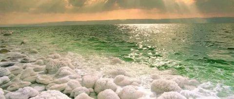 Умирающее море