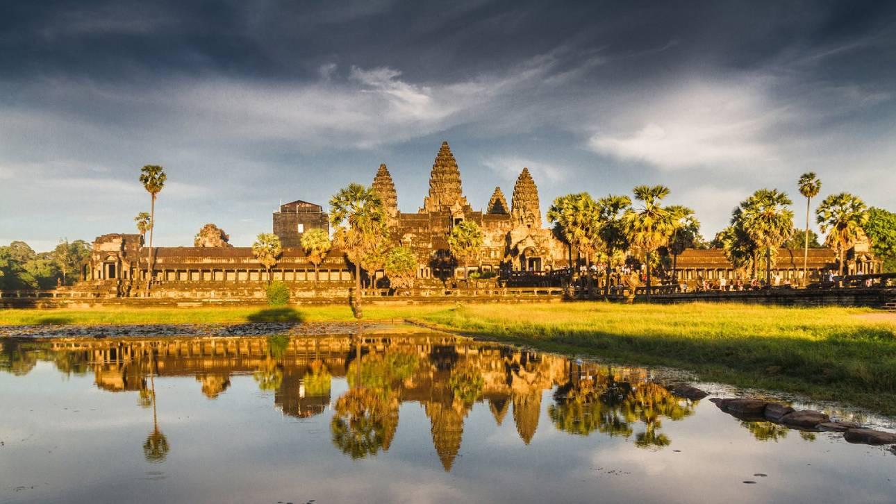 Камбоджа начала массовый запуск туристов на пляжи