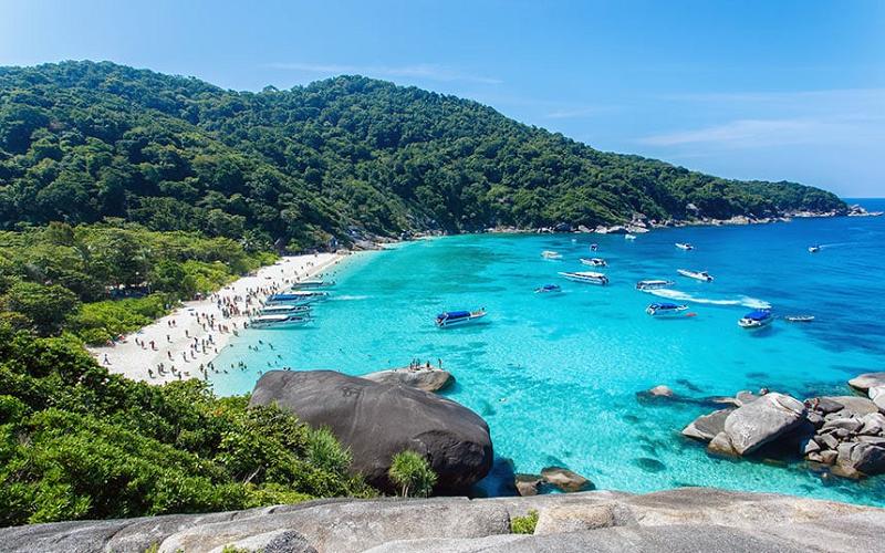 Новые правила посещения Симиланских островов вступили в силу