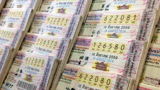 Всенародный билетик: Лотерея как национальное увлечение всего Таиланда
