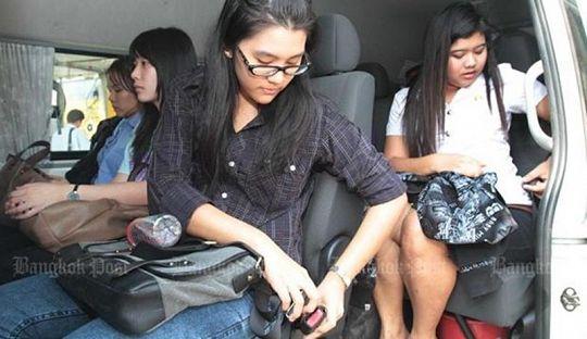 Власти Таиланда обязали пристегиваться и водителей, и пассажиров