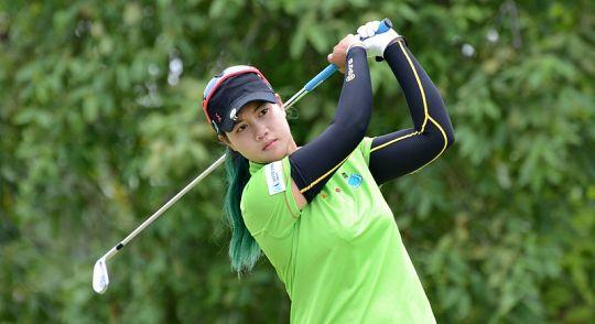 Эйм Лангкунгасеттри: Девушка из Чалонга в профессиональном гольфе