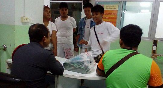 Подросток госпитализирован с огнестрельным ранением в Таланге