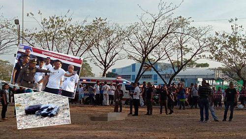 Гражданин Южной Кореи и гражданка Таиланда пострадали в результате стрельбы в СПА-центре