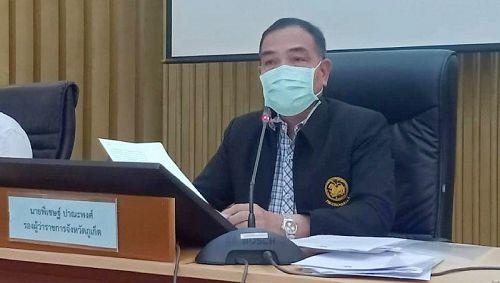 Пхукету напомнили о штрафах за отсутствие масок