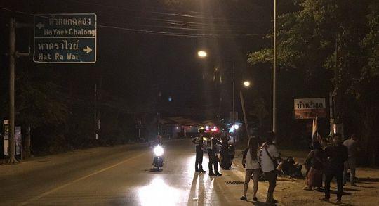 Двое туристов из Венгрии погибли в мотоциклетной аварии в Раваи