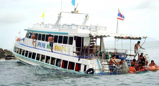 Основы безопасности на водном транспорте