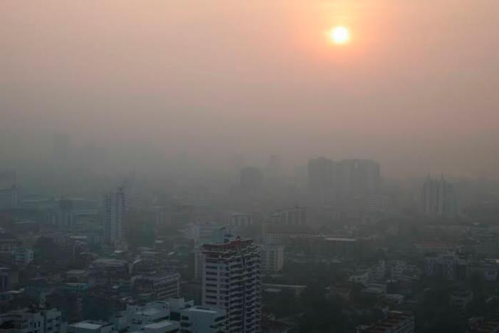 Тропический шторм не окажет влияния по погоду Таиланда