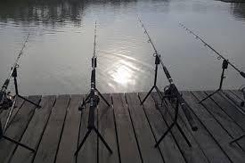 Озерная рыбалка.