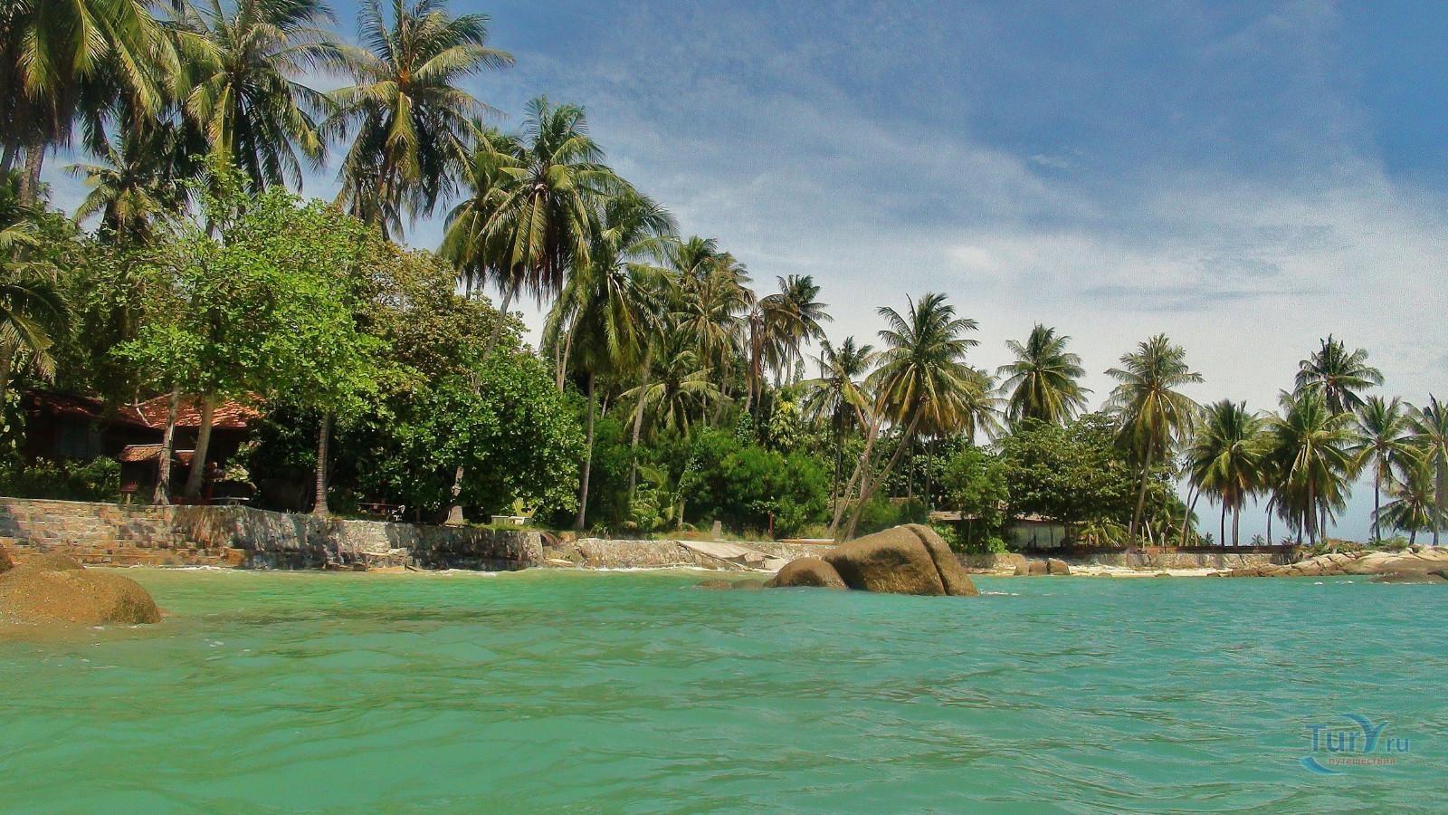 Пляж Лаем Сет