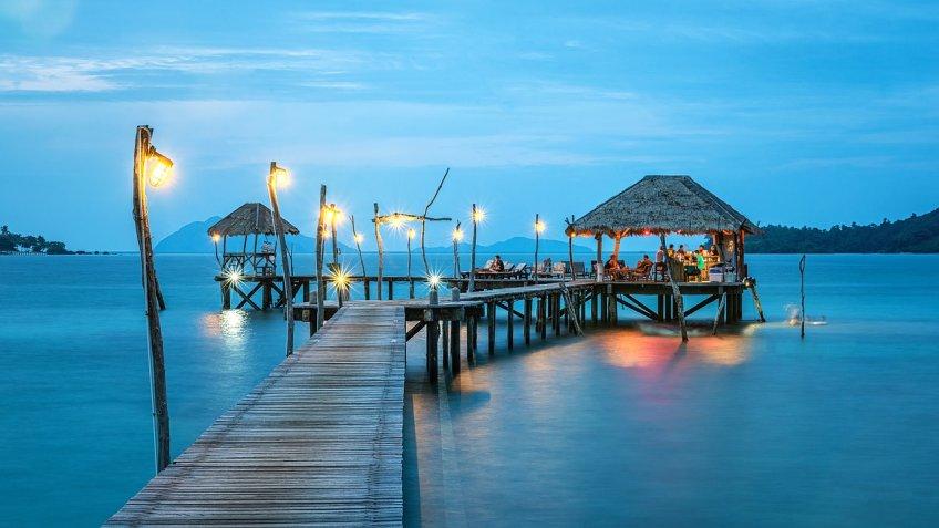Карантин мечты: в Таиланде туристы проведут двухнедельную изоляцию на роскошной вилле