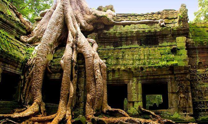Города Камбоджи, которые нужно видеть