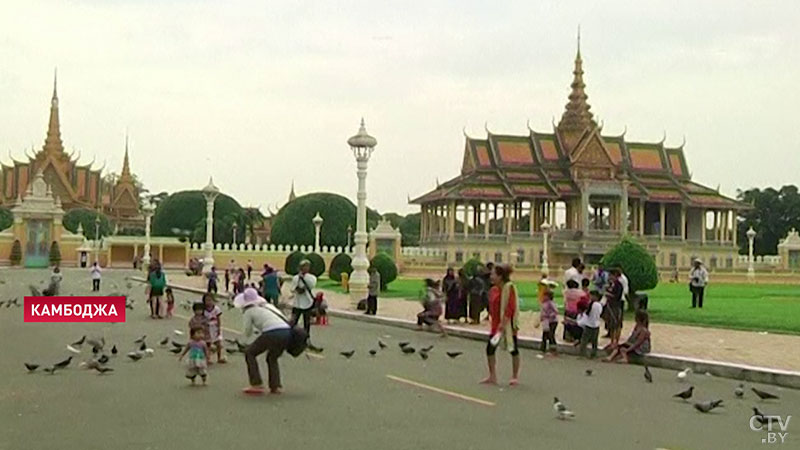 9 ноября – День независимости Камбоджи