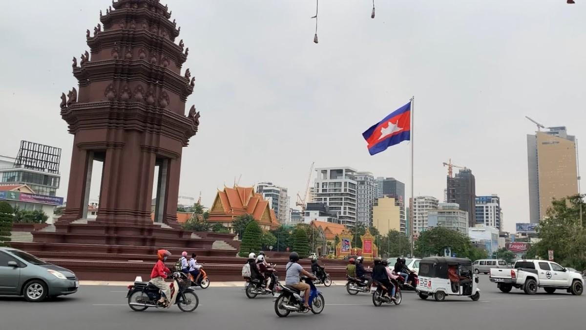 Китай и Камбоджа заключили соглашение о свободной торговле