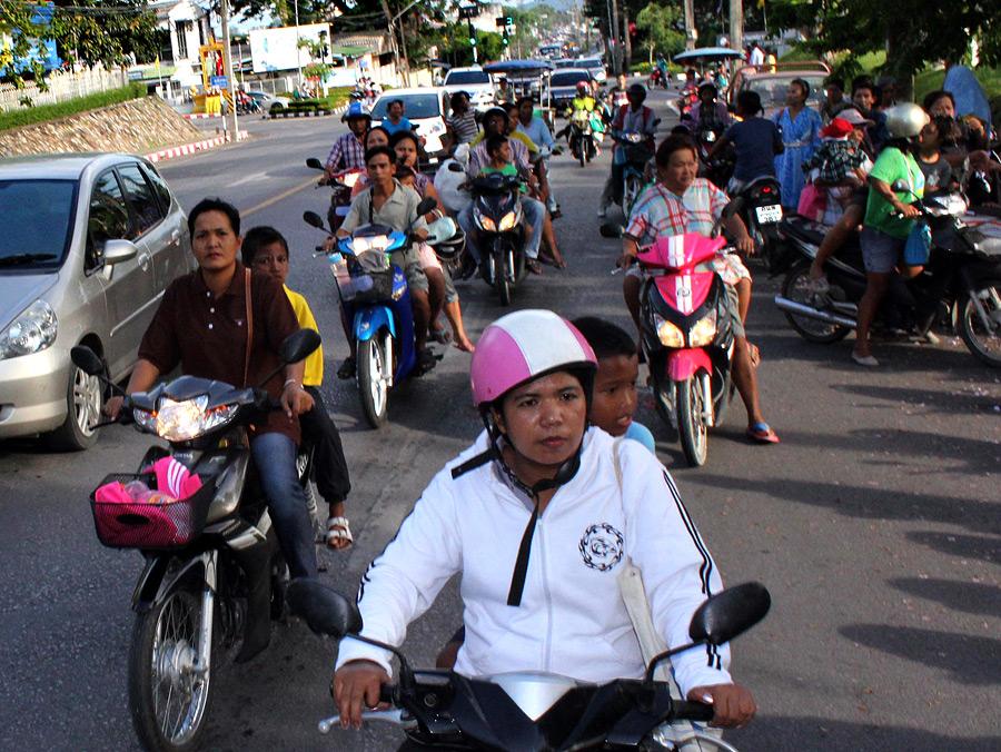 От редакции: о кампания безопасности дорожного движения на Пхукете
