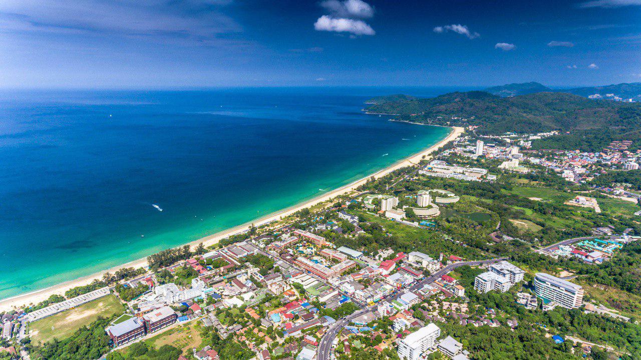 Топ-5 пляжей Пхукета