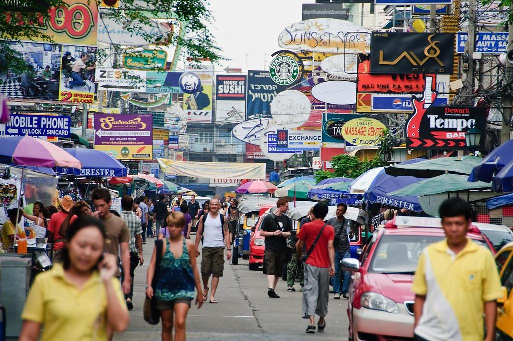 Таиланд в 2018 году посетили 38 млн иностранных туристов, из них 1,5 млн из РФ