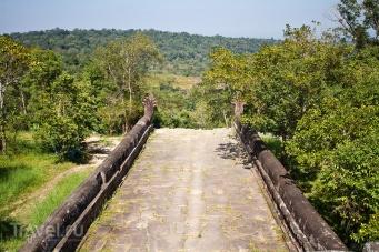 Храм Преа Вихеар (Preah Vihear). Камбоджа