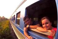 Из Таиланда в Камбоджу на поезде (пересечение границы и получение визы)