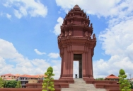 Independence Monument - Phnom Penh, Cambodia