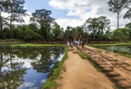 Banteay Srei3, Siem Reap, Cambodia
