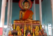 Главный буддийский храм Сиам Рипа, Камбоджа