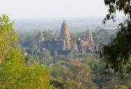 Ангкор - забытая столица империи
