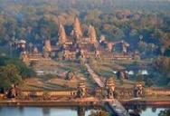 Камбоджа, как доехать, визы