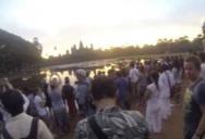 Рассвет над Ангкор Ватом (Камбоджа)
