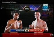 Khim Dima Vs Saiful Merican - ONE FC