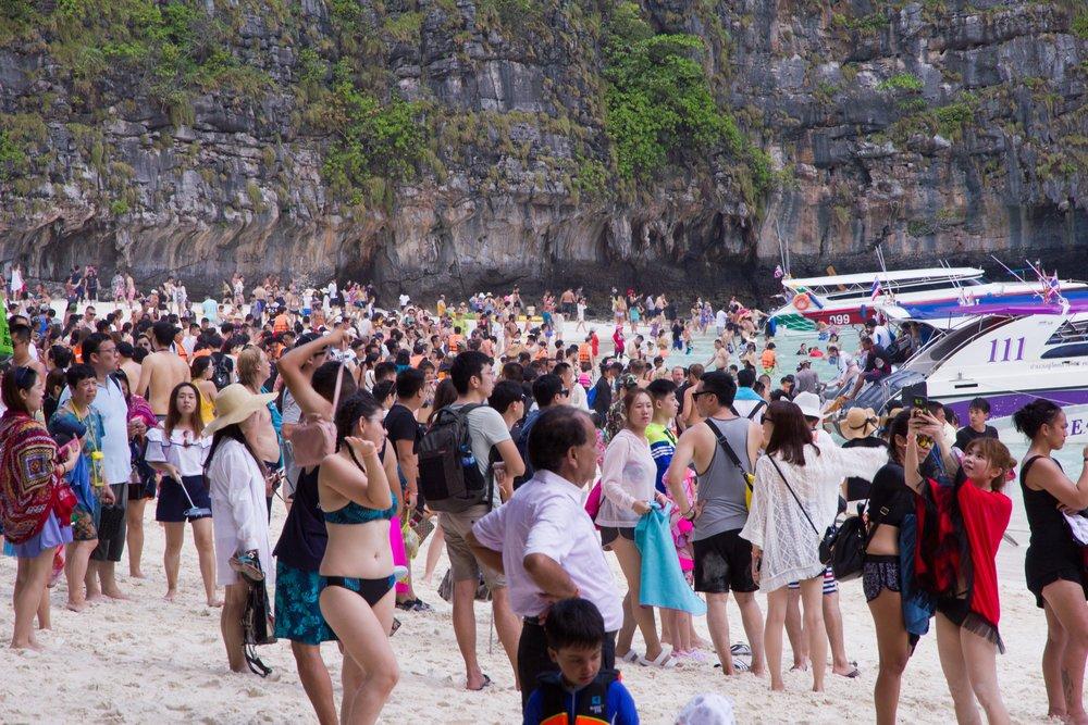 Таиланд делает ставку на туристов из Китая, Индии и Малайзии
