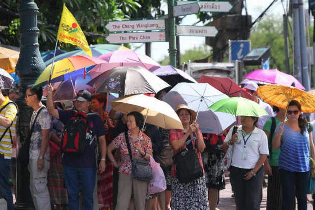 Число иностранных туристов в Таиланде выросло за август на 5.6%