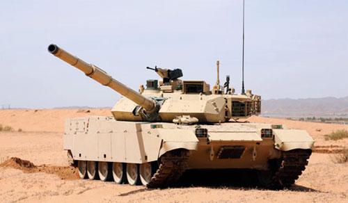 Таиланд закупит еще одну партию китайский танков