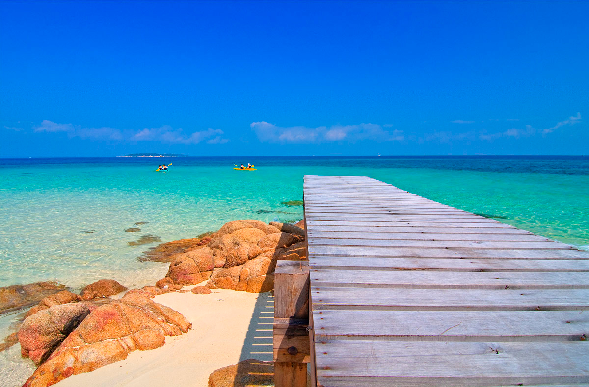 Чонбури планирует открыть остров Ко Лан для посетителей