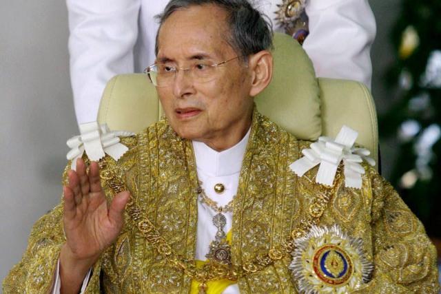Таиланд готовится к похоронам короля