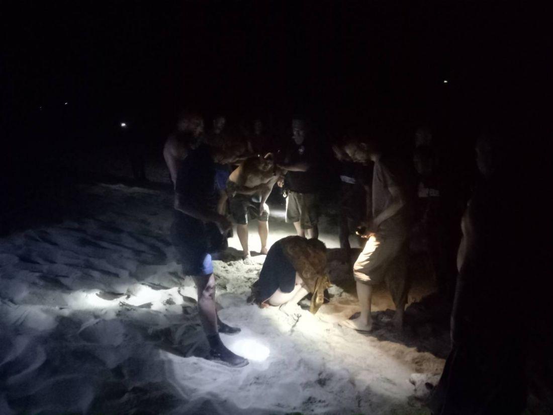 Российская туристка спасена у берегов Краби